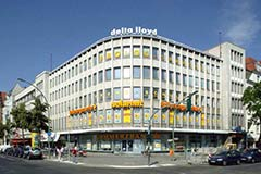 Alpadia Berlin Building
